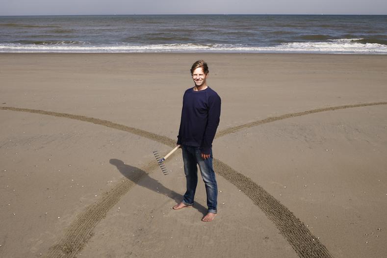 Dim Rooker (foto: Lodewijk Duijvesteijn)