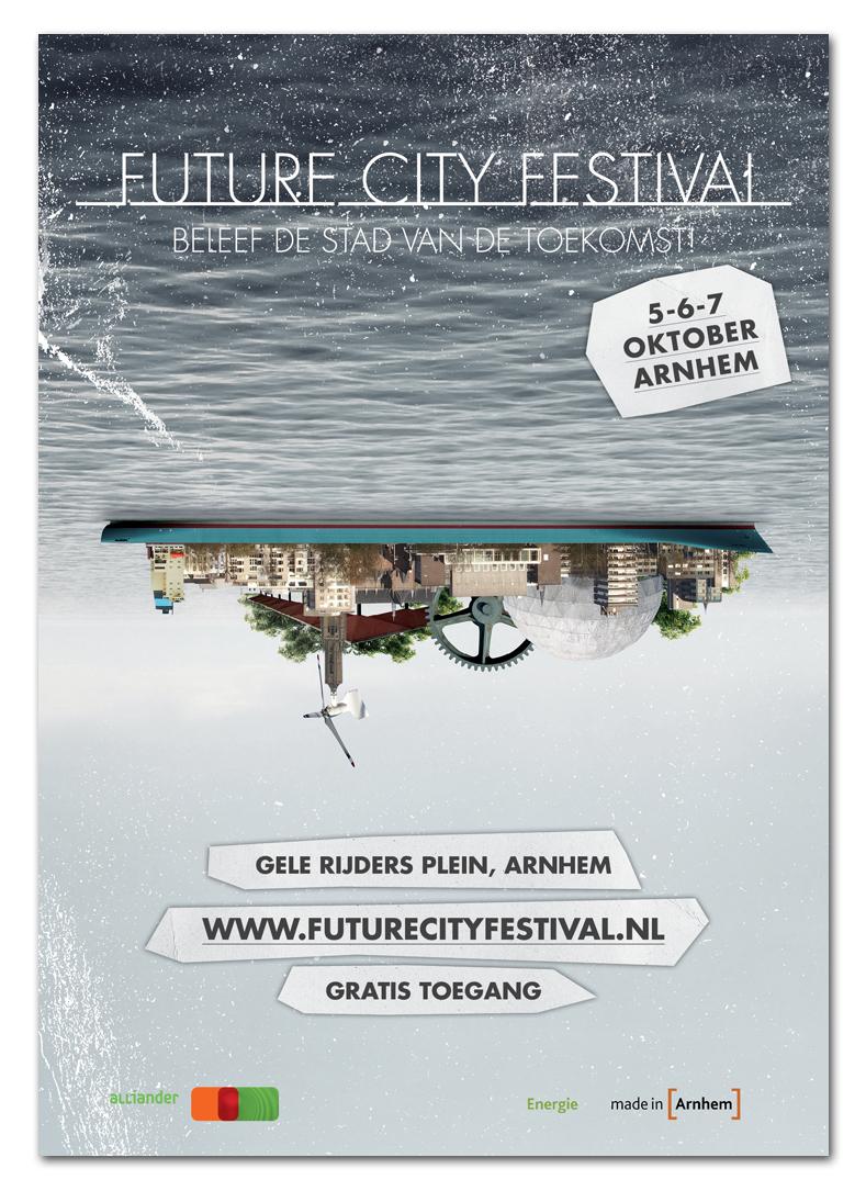 Future City Festival door Re-act