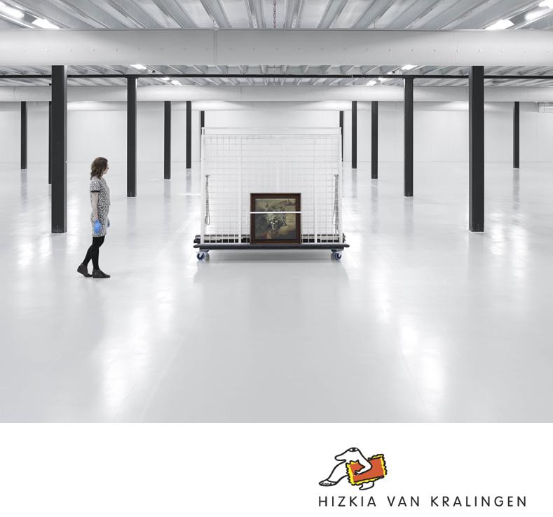 Hizkia Van Kralingen door Re-act